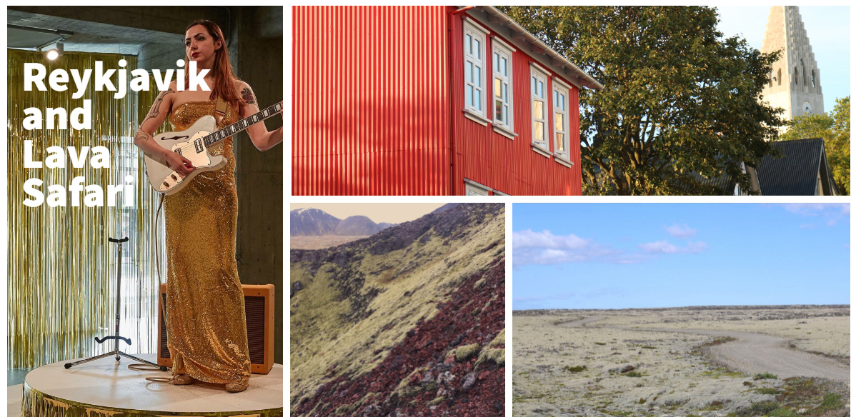 Reykjavik and Lava Safari with Midnight sun travel